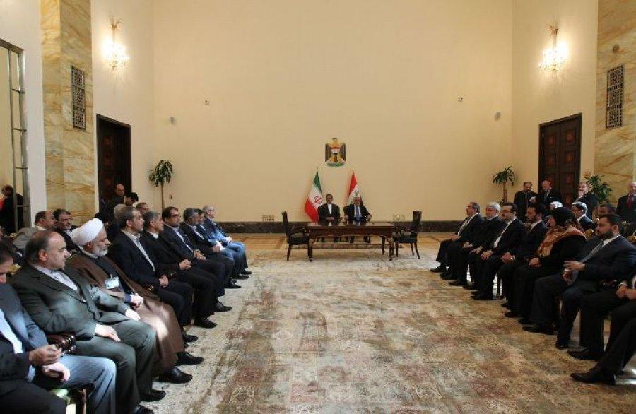 ایران و عراق تفاهمنامه دامپزشکی و قرنطینه گیاهی امضا کردند