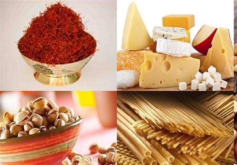 صادرات محصولات غذایی و کشاورزی ایران ۱۲ درصد رشد کرد