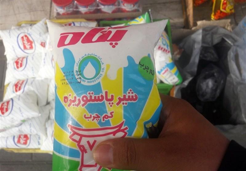 شیر و ماست گران شد + عکس